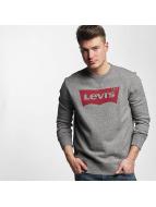Levi's® Pulóvre Graphic šedá
