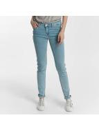Levi's® Skinny Jeans Line 8 Mid blau