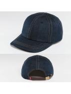 Levi's® Snapback Cap Classic Denim blau