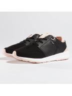 Levi's® sneaker Black Tab Runner zwart