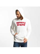 Levi's® Sweat capuche Graphic PO blanc