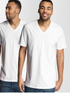 Levi's® T-Shirt V-Neck blanc