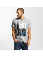 Levi's® T-Shirt 501® Graphic grau