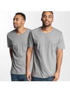 Levi's® T-Shirt Crew grau