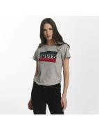 Levi's® T-Shirt Perfect grau