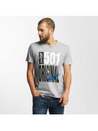 Levi's® T-Shirt 501® Graphic gris