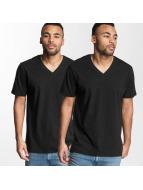 Levi's® T-Shirt V-Neck noir