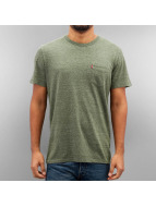 Levi's® t-shirt Sunset Pocket olijfgroen
