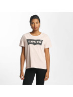 Levi's® T-Shirt The Authentic rose