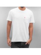 Levi's® T-Shirt Sunset weiß