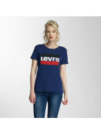 Levi's® T-Shirty Perfect niebieski