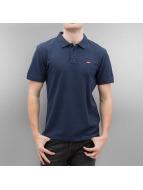 Levi's® Tričká Housemark modrá