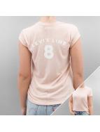 Levi's® Tričká Line 8 ružová