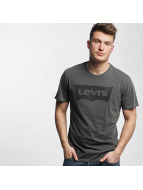 Levi's® Trika Housemark Graphic čern
