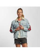 Levi's® Veste demi-saison EX-BF Sherpa Trucker bleu