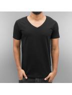 Lindbergh Camiseta Stretch negro