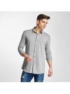 Lindbergh overhemd Jersey grijs