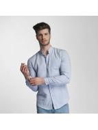 Lindbergh Shirt Structured blue