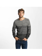Lindbergh Swetry Gradient Knit szary