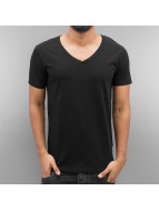 Lindbergh T-Shirt Stretch black