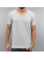Lindbergh T-shirt Stretch grigio