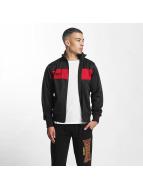 Lonsdale London Демисезонная куртка Alnwick Tricot черный