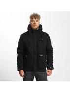 Lonsdale London Зимняя куртка Rahoy черный