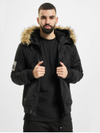 Lonsdale London Зимняя куртка Jarreth черный