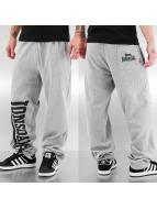 Lonsdale London Спортивные брюки Rafty серый