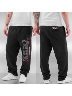 Lonsdale London Спортивные брюки Boxted черный