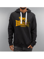 Lonsdale London Толстовка Achies черный