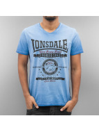 Lonsdale London Футболка Peebles синий