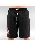 Lonsdale London Badeshorts Dawlish schwarz