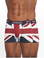 Lonsdale London Boxershorts Tisbury blau