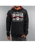Lonsdale London Hupparit Wells musta