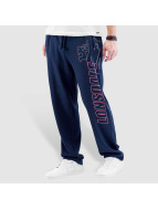 Lonsdale London joggingbroek Ducklington blauw