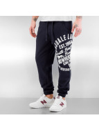 Lonsdale London joggingbroek Cockermouth blauw