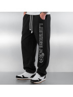 Lonsdale London joggingbroek Stonesfield zwart
