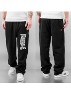 Lonsdale London joggingbroek Nottingham zwart