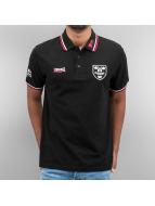 Lonsdale London Poloshirt Enstone schwarz