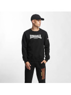 Lonsdale London Pullover Helston Slim Fit schwarz