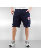 Lonsdale London Short Silloth bleu