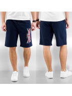 Lonsdale London Shorts Carterton blau