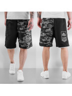 Lonsdale London shorts Crush Unit zwart