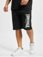 Lonsdale London shorts Logo Jam zwart
