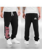 Lonsdale London Spodnie do joggingu London Willingham czarny