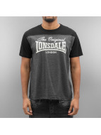Lonsdale London T-paidat Leadhills harmaa