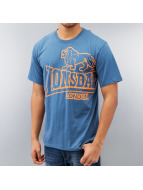 Lonsdale London T-Shirt Langsett blau