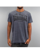Lonsdale London t-shirt Horley blauw