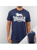 Lonsdale London t-shirt Promo blauw